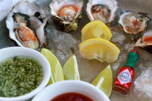 Fresh Oysters San Diego