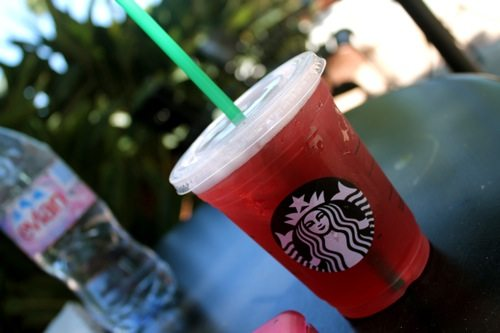 Starbucks Green Tea