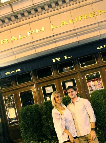 Ralph Lauren restaurant reviews
