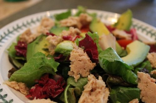 Tuna fish salad that is quick and easy to make