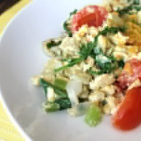 Scrambled Salad