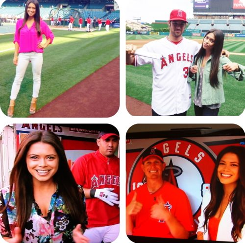 Alex Curry and Lauryn Evarts talk Angels, skinny tips, and weight loss tricks.