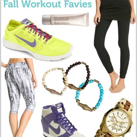 Lauryn Evarts, fitness blogger, skinny blogger, and fashion blogger talks fall fitness fashion tips for 2012.