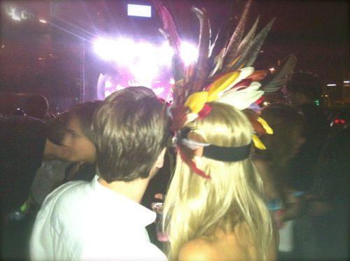 Michael-Bosstick-and-Lauryn-Evarts-on-Halloween-2011