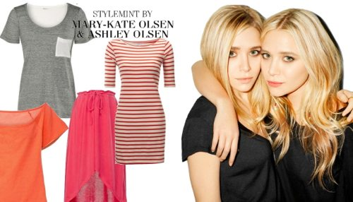Lauryn Evarts collaborates with StyleMint, Ashley Olsen, and Mary-Kate Olsen on all things fashion.