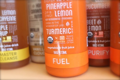 Lauryn Evarts talks with Eric Ethans and Annie Lawless about Suja juice and the benefits of juicing.