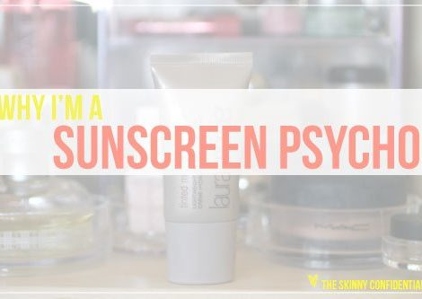 Lauryn Evarts, fitness blogger, health blogger, and diet blogger talks all about sunscreen and how to avoid the sun.
