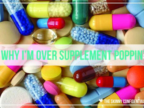 .Lauryn Evart's Diet Blogger, Skinny Blogger, Health Blogger Talks Vitamins.