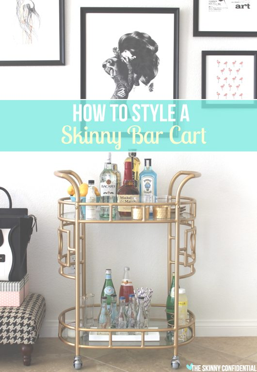 How-to-style-a-skinny-bar-cart-5