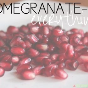 Magical, Bad Ass Pomegranate Seeds