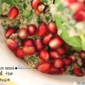 Easy-Ass, Not So Pretty, Vegan Quinoa Salad