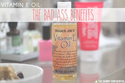 Vitamin E Oil Benefits for beauty