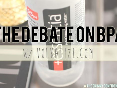 Lauryn Evarts and Jordan Bosstick talk about the debate on BPA.
