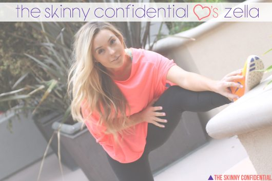 zella leggings | by the skinny confidential