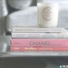 How to Style a Coffee Table…TSC-Style