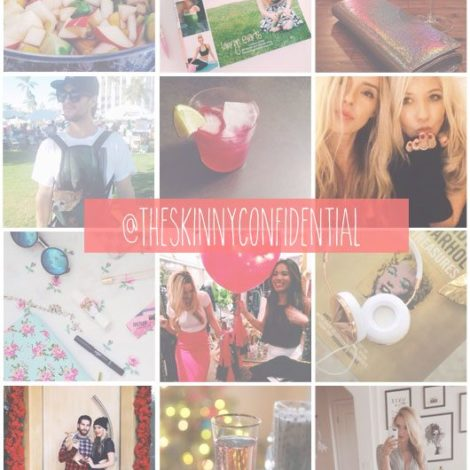 Lauryn Evarts talks Instagram, bloging, & skinny bites.