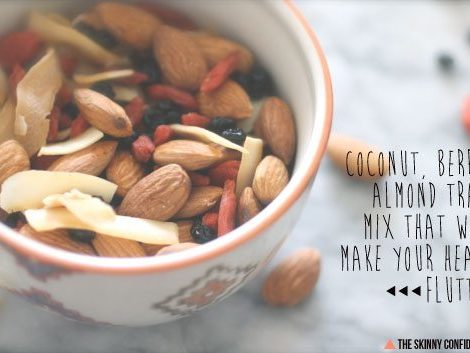 The Skinny Confidential talks DIY trail mix.