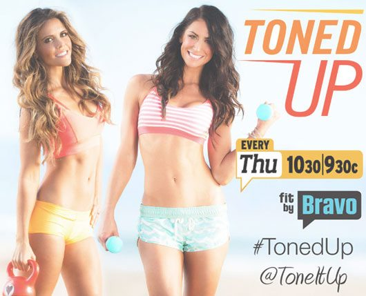 The Skinny Confidential talks to Tone It Up!