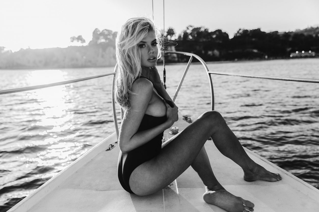 Charlotte McKinney model health secrets