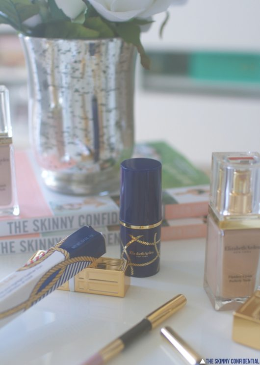 The Skinny Confidential x Elizabeth Arden.