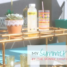 How To Style a Summer Patio