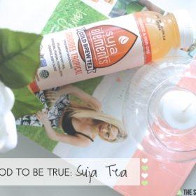 Need A Quick Tea On-the-Go? I Gotcha Covered.
