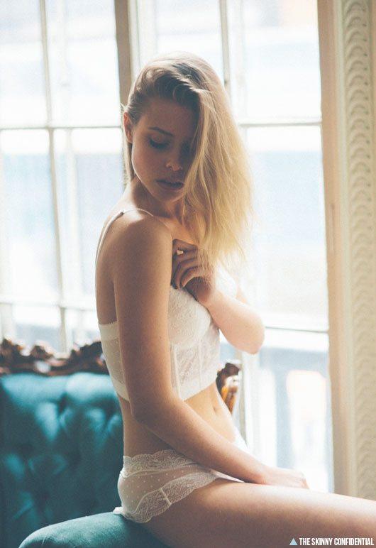 The Skinny Confidential x Amanda Griffith.