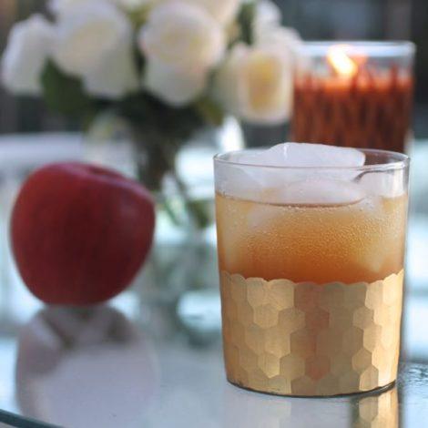 The Skinny Confidential shares her favorite apple fizz recipe.