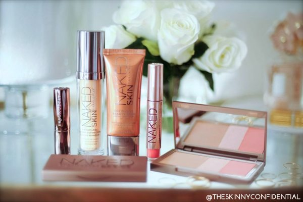 The Skinny Confidential x Urban Decay Cosmetics.