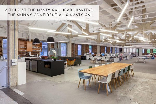 Nasty Gal x The Skinny Confidential.