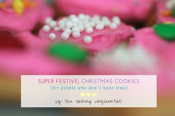 The Skinny Confidential talks cookies!