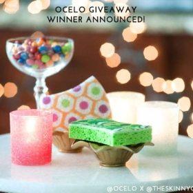 ocelo x TSC Giveaway Winner
