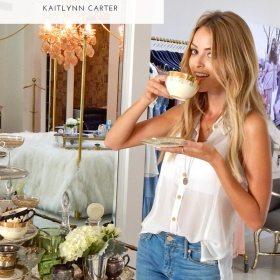 Kaitlynn Carter On Pumpkin Masks, Gluten-Free Vodka, & SoulCycle