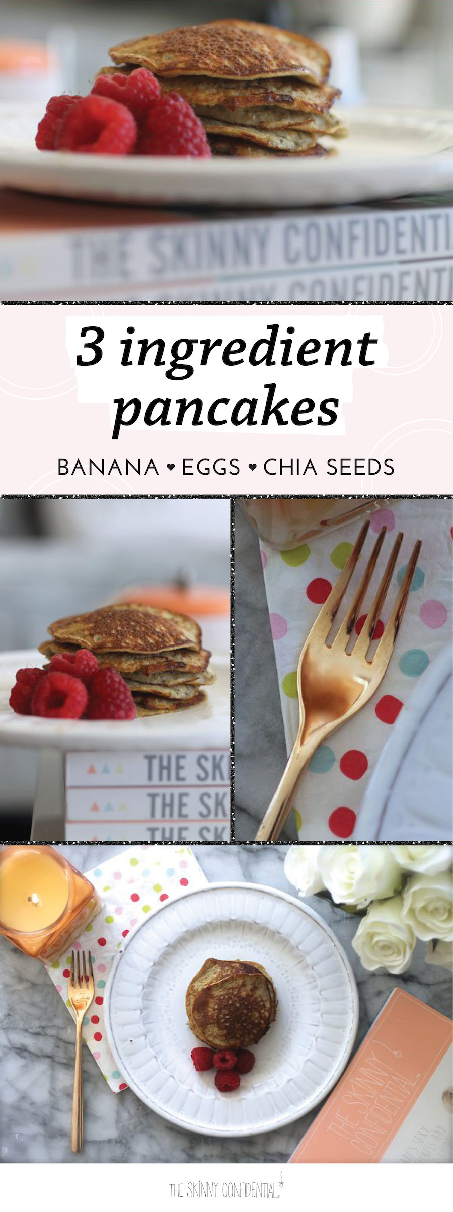 easy healthy quick pancake recipe by tsc bombshell body guide