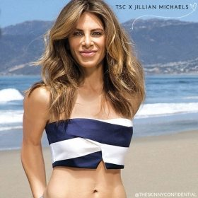 Get Excited: Jillian Michaels (!!!) Is On TSC