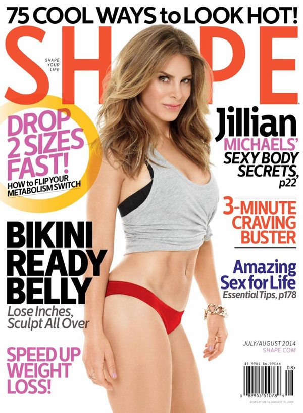 Jillian Michaels x The Skinny Confidential.
