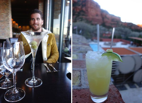 The Skinny Confidential in Sedona, Arizona.