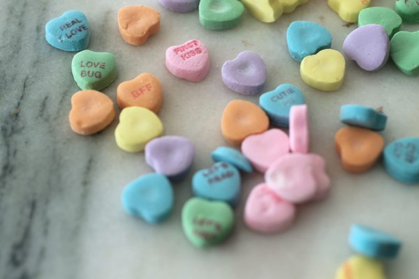 The Skinny Confidential talks Valentine's Day.