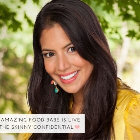 Food Babe's Vani Hari Shares What The Hell Is Up With Our Food Industry