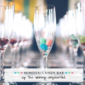 How To: Style A Badass Mimosa/Candy Bar
