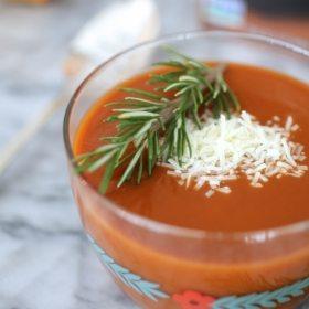 Fake It Until You Make It: Tomato Soup