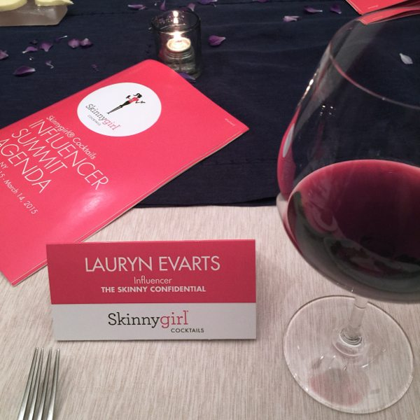 The Skinny Confidential takes New York City with Skinnygirl.
