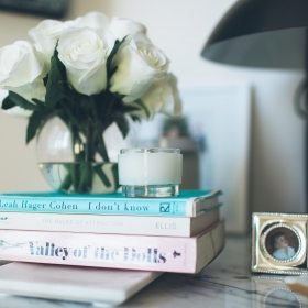 Styling A Bedside Table <3