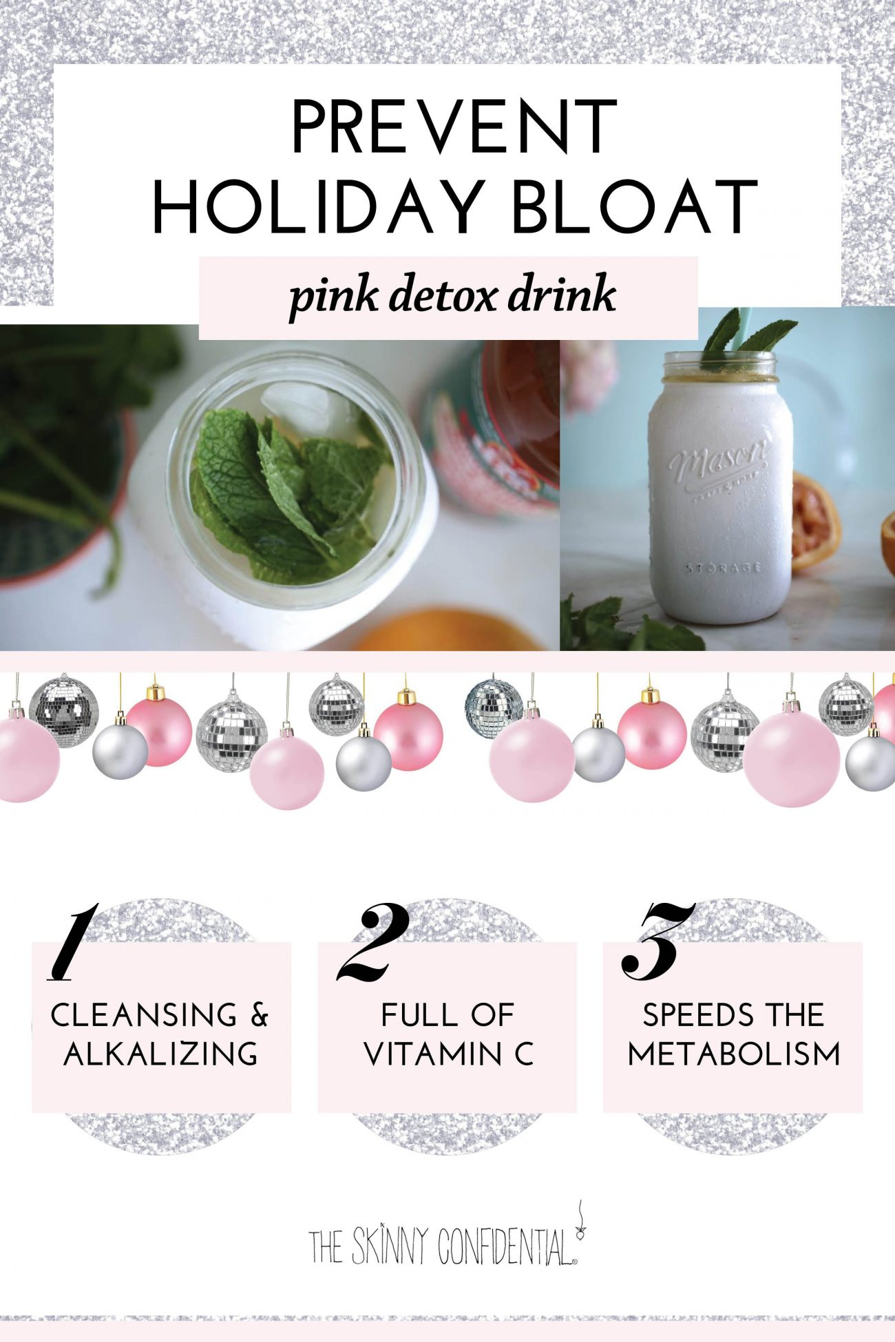 tsc pink detox drink by the skinny confidential