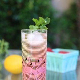 Mint Kombucha Vodkas…Because Hey, It's A Holiday