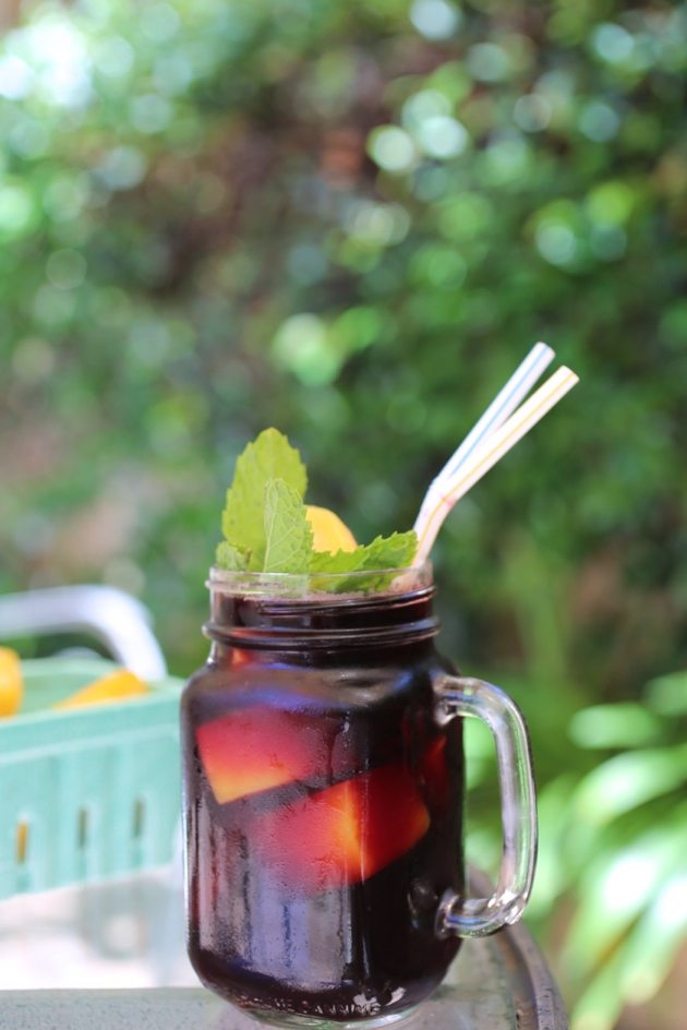 The Skinny Confidential talks sangria.