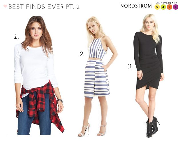 favorite sale picks   by the skinny confidential