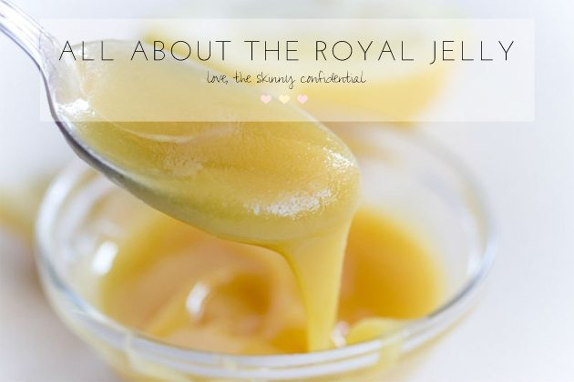 royal jelly benefits | by the skinny confidential