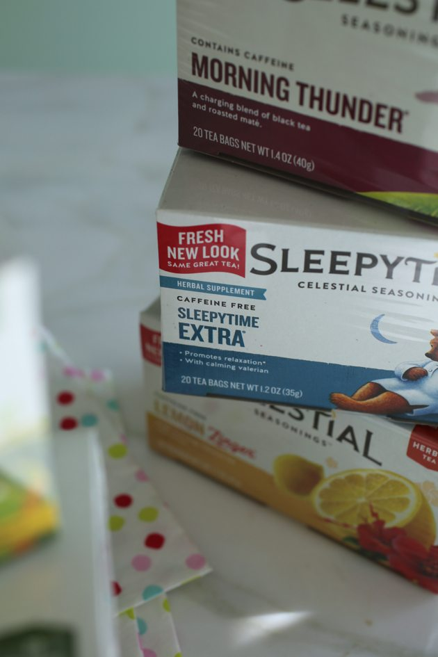 sleepytime tea 4 | by the skinny confidential