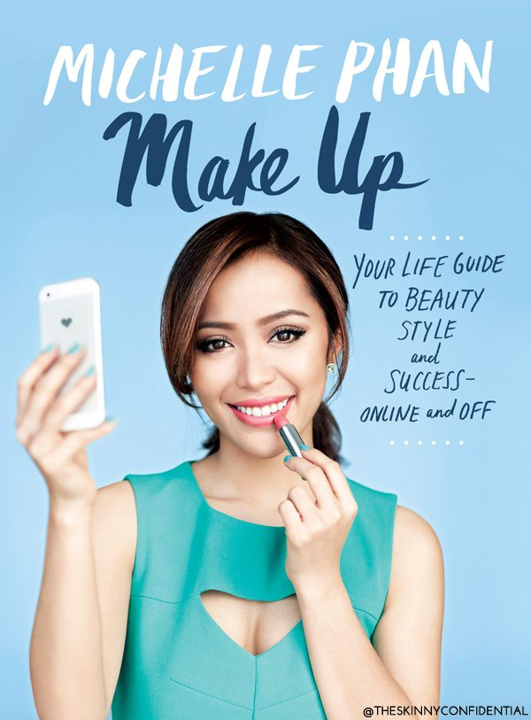 The Skinny Confidential x Michelle Phan.